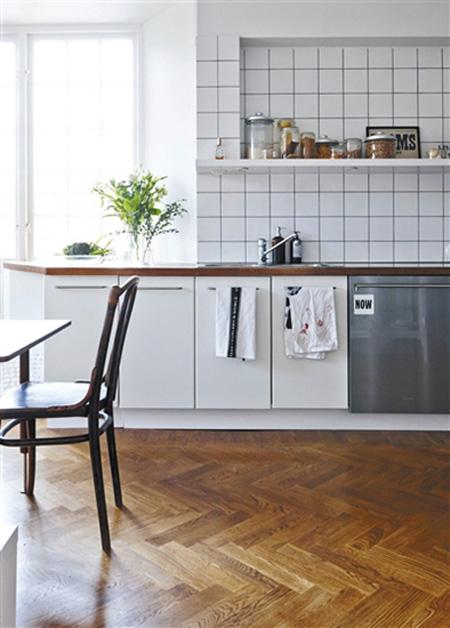 【海曼林陶瓷】厨房装修新风格